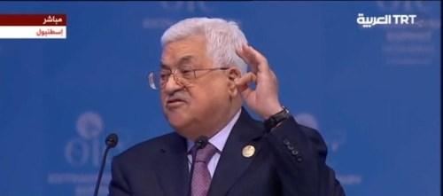 Abbas sanctions