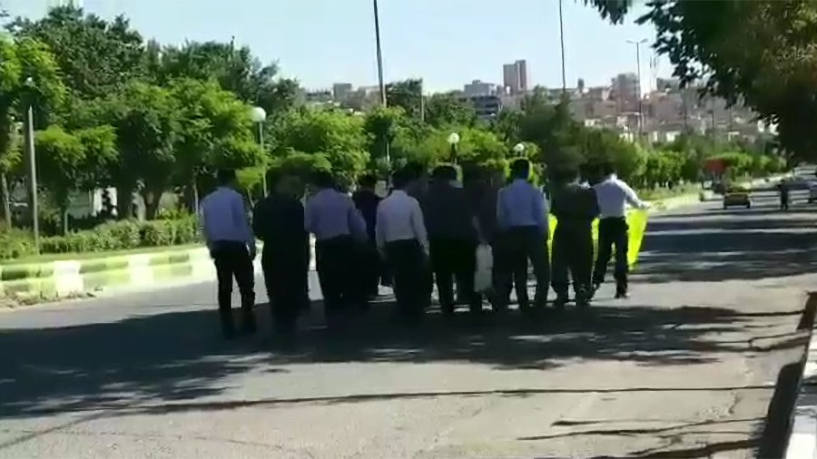 Low Turnout for Al-Quds Day Demonstrations in Iran