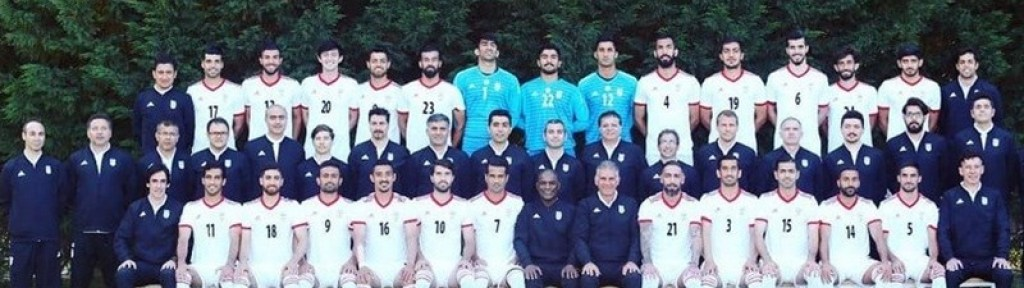 Iran's Soccer Team Faces Sanctions on its Way to the World Cup
