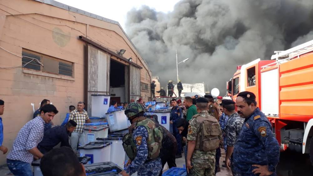 Is Iraq Heading toward a Constitutional Crisis?