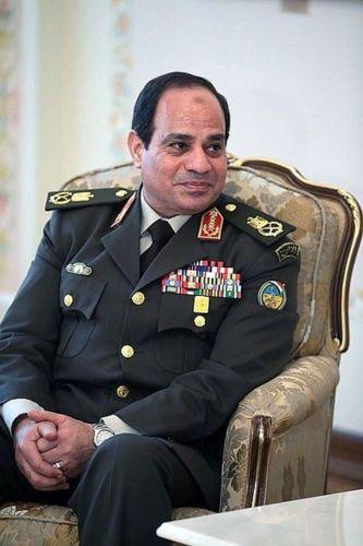 Abdel Fattah Saeed Hussein Khalil el-Sisi