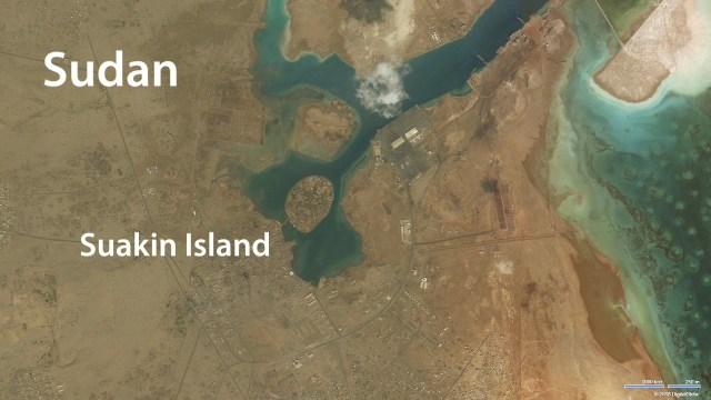 Suakin Island