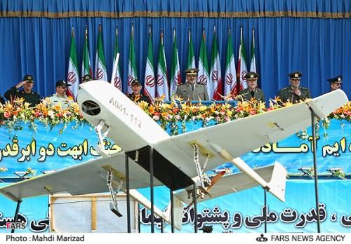 Iran's Mohajer drone
