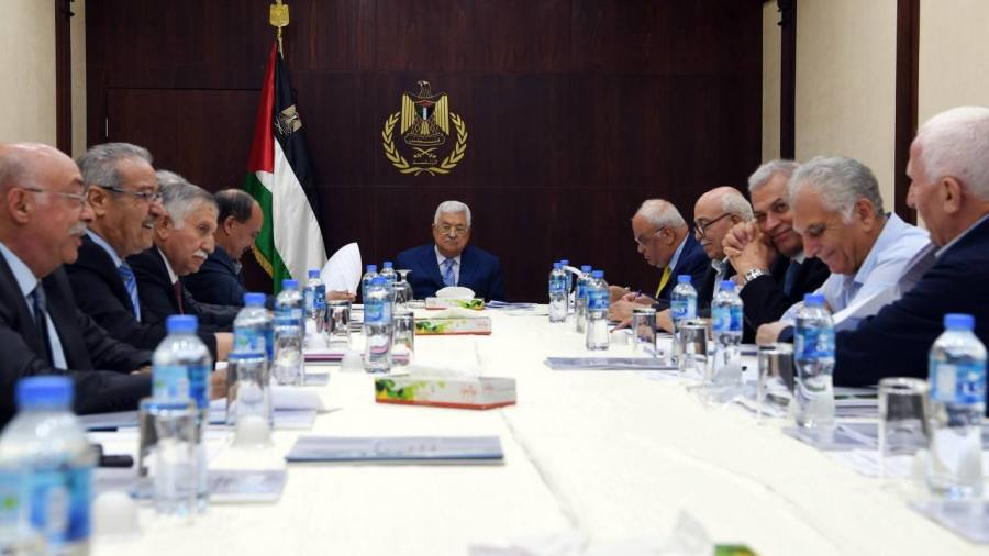 """Time to admit – the Palestinian Authority is a """"Terror Sponsoring Entity"""""""