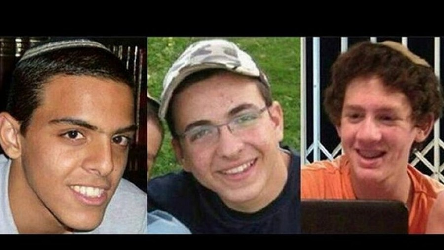 Correcting an American Judgment on Hamas' Murder of Three Teens