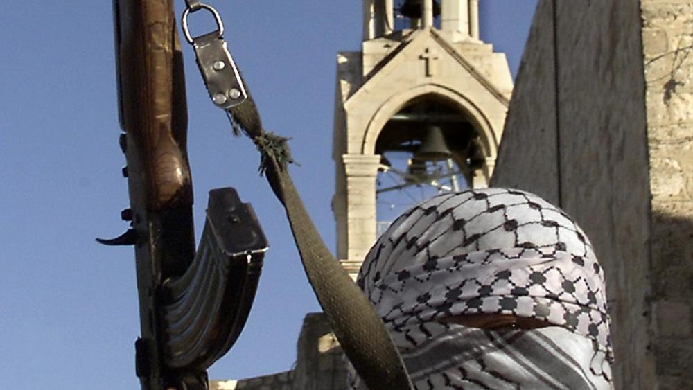 Bethlehem after Oslo: Terror Spiked in Israel's Absence