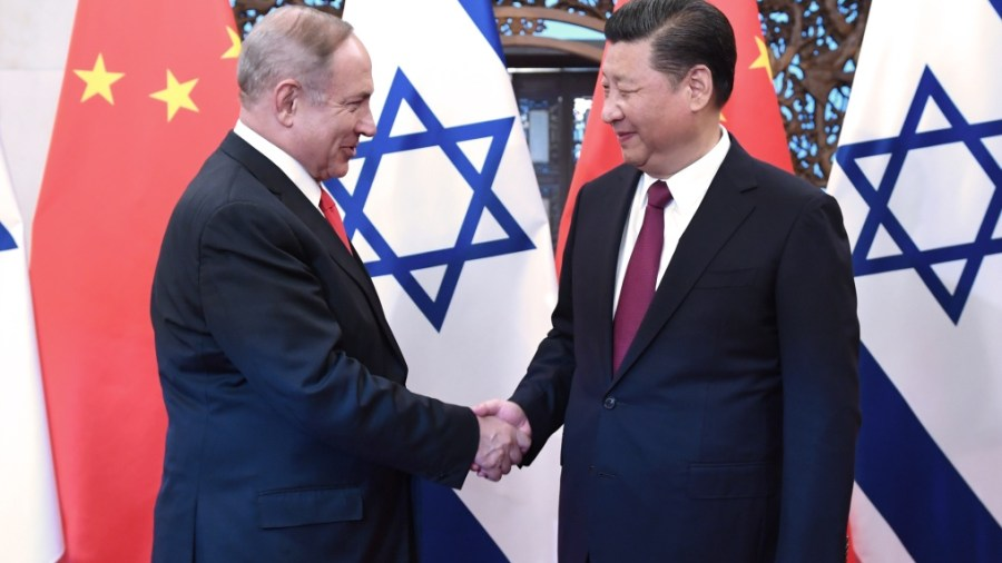 The Future of Sino-Israeli Relations: Optimism or Caution?