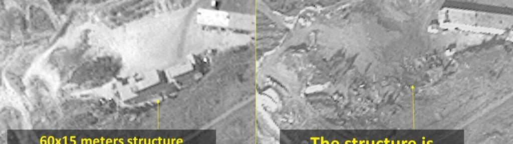 Israel Bombed Iranian Facilities in Syria as the Iranian Entrenchment Continues