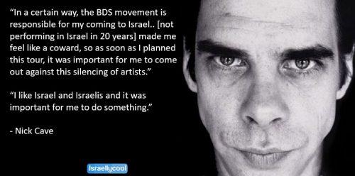 Nick Cave quote