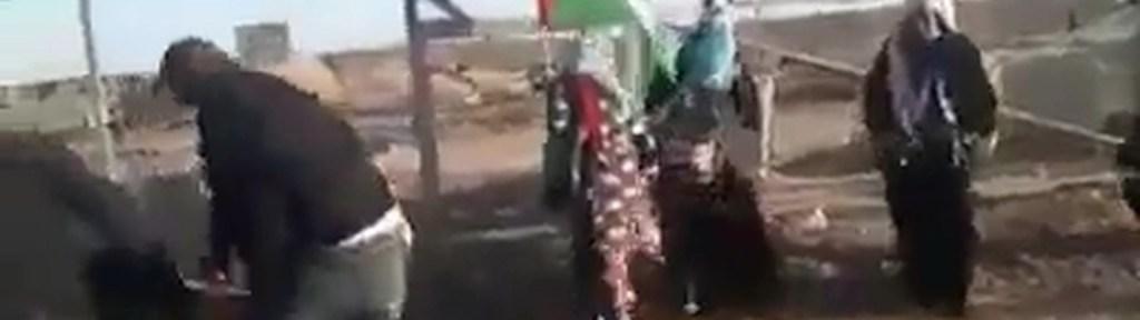 Violence at the Gaza Border Continues