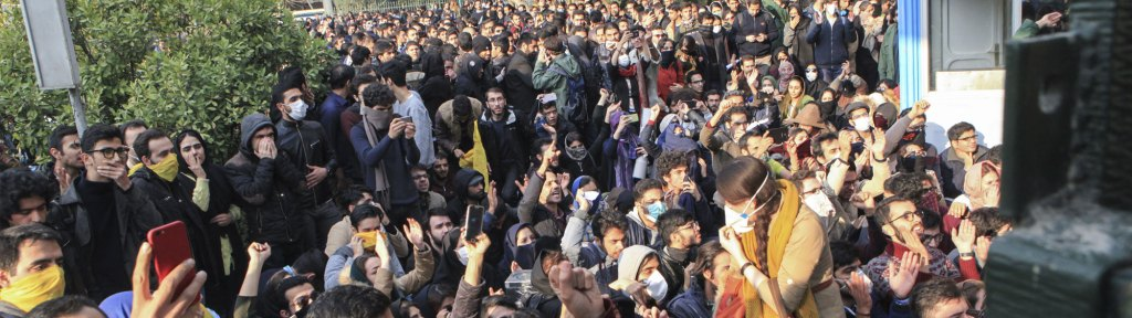 Fearful Iranian Government Eases Imprisonment Conditions of Protest Leaders