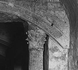 Herodian-era column
