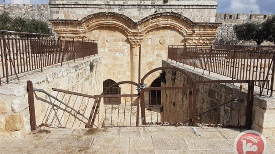 The Golden Gate: A New Focus of Tension on the Temple Mount