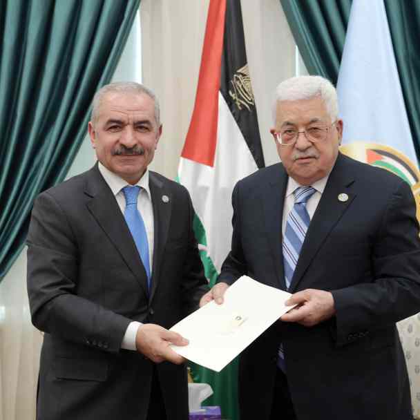 The New Palestinian Authority Government