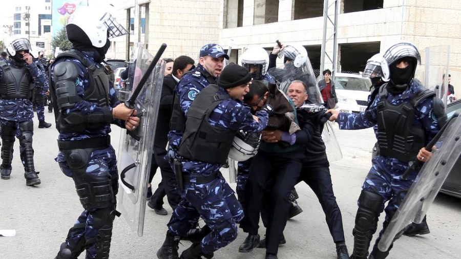"""Has the """"Arab Spring"""" Reached Gaza?"""