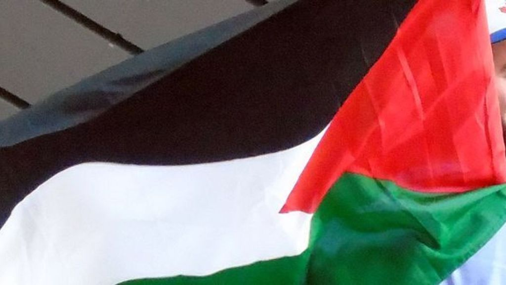 """Toronto protest: """"From the river to the sea Palestine will be free"""""""