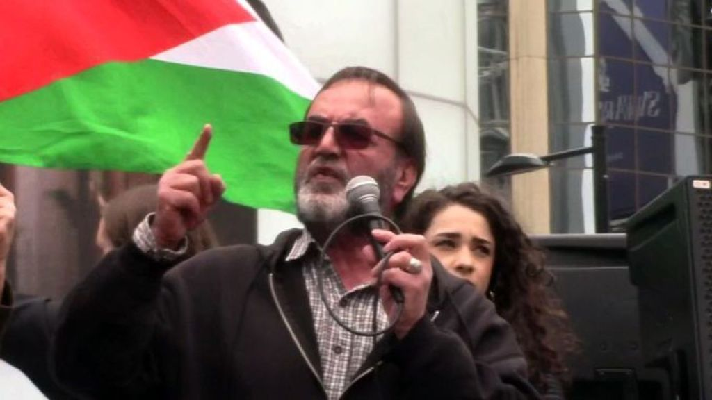 "Toronto protest: Palestinians have right to ""resist"" Israel ""by any means necessary"""
