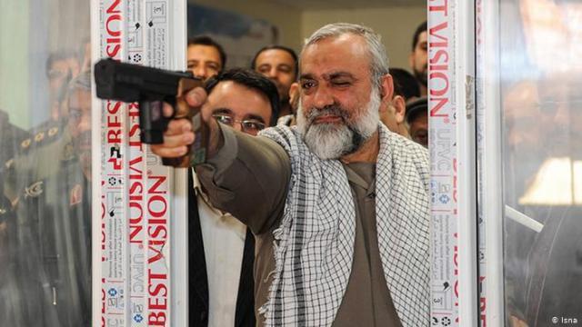Muhammadreza Naqdi