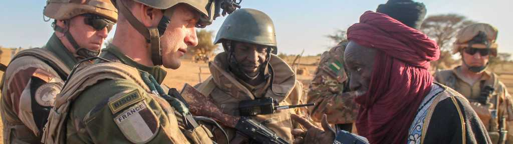 "France's Military Presence in Libya? ""Un secret de polichinelle,"" As the French Say"