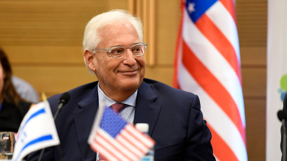 What Did David Friedman Say That Was New?