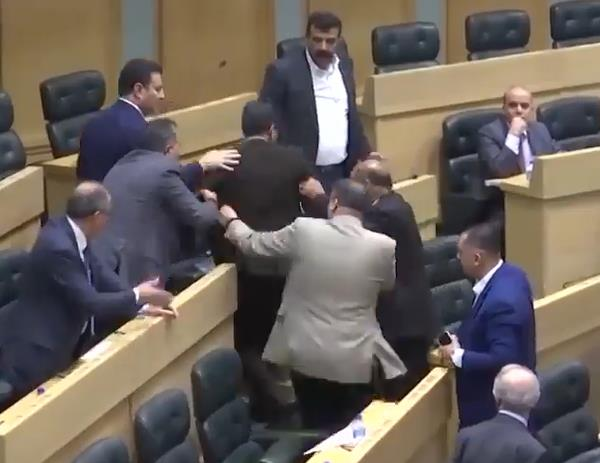 Jordanian Member of the Parliament expelled