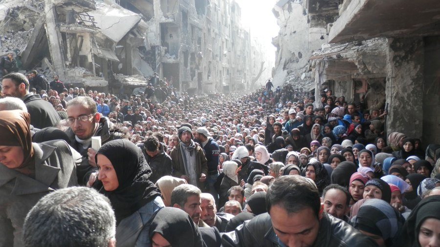 The Fate of Palestinian Refugees in Syria and Lebanon