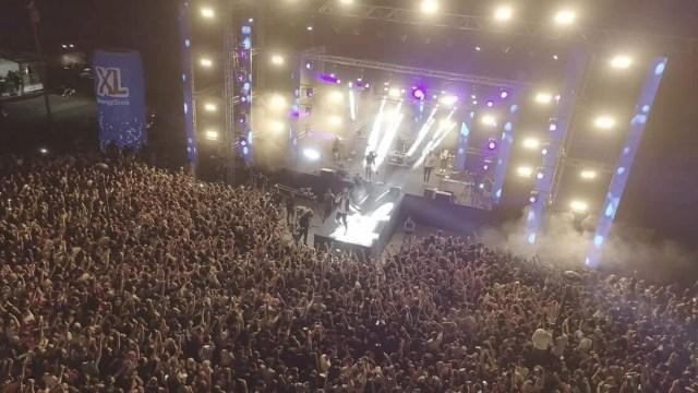 October 2018 concert in Rawabi