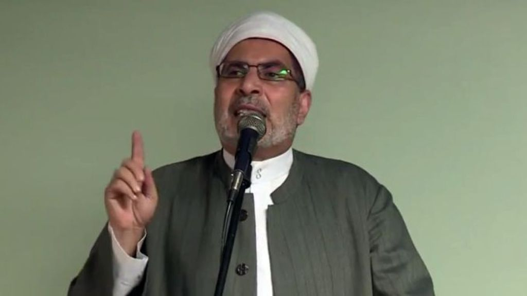 "Alberta Imam shares: ""The mission of the Muslim Brotherhood [is] to expel the Jews"""
