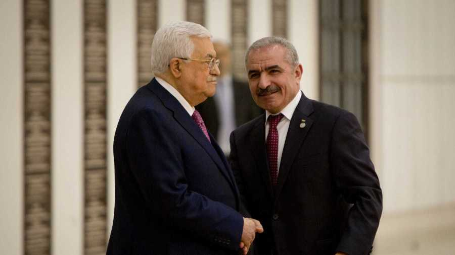The Palestinian Authority Seeks to Erase the Oslo Accords