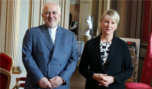 Zarif and Wallstrom