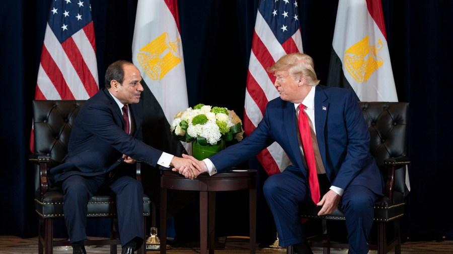Is Egyptian President Sisi's Regime in Danger?