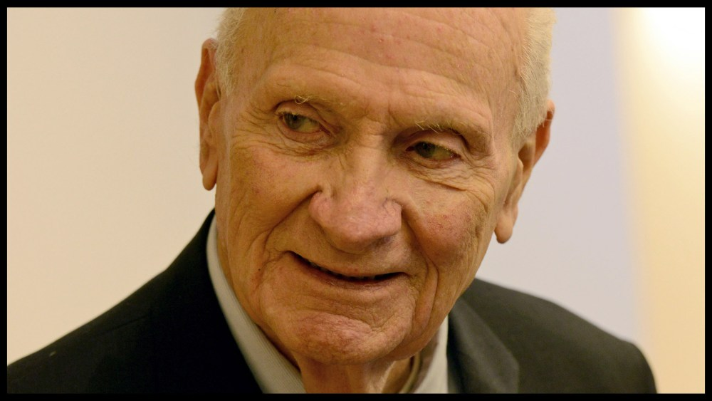 Former Israeli Chief Justice Meir Shamgar: The Right Man in the Right Place at the Right Time