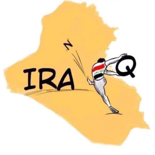 Iraqis Take to the Streets to Oppose Iran's Involvement in their Country