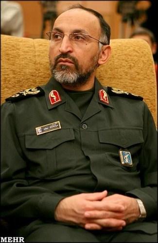 Gen. Mohammad Hosseinzadeh Hejazi