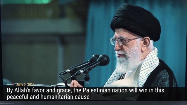 khamenei.ir, screenshot