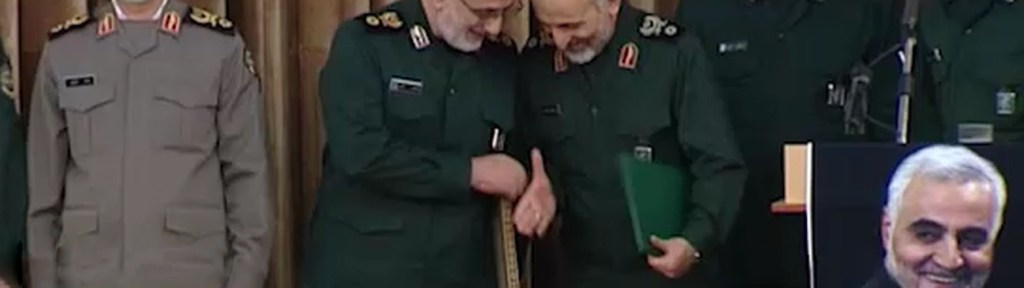 Iran Tries to Fill Gen. Soleimani's Boots