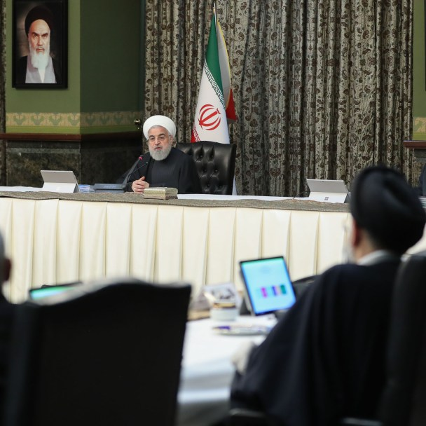 Iran Faces Many Consequences of the Coronavirus