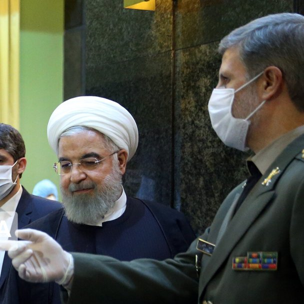 Iran in Crisis: Corona, Sanctions, Uranium