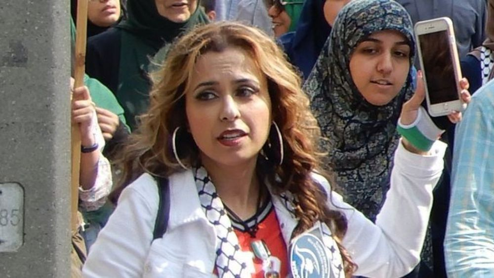"Aliya Hasan: ""Zionism is the most dangerous virus"""