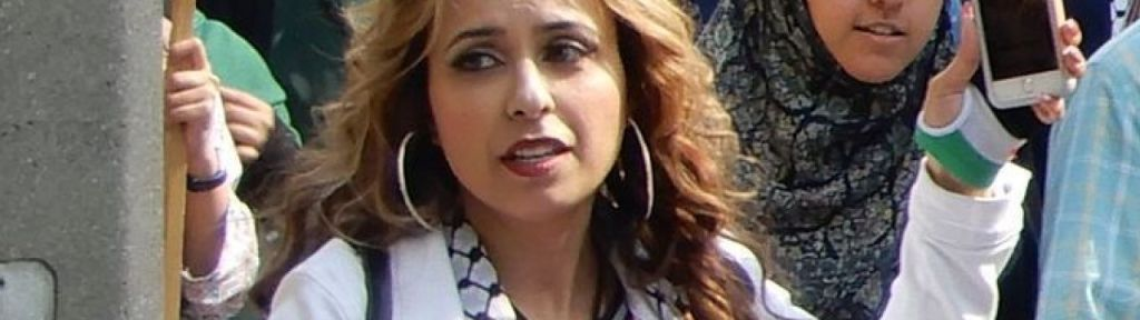 "Aliya Hasan calls on Jewish immigrants arriving in Israel to ""go back to Europe"""