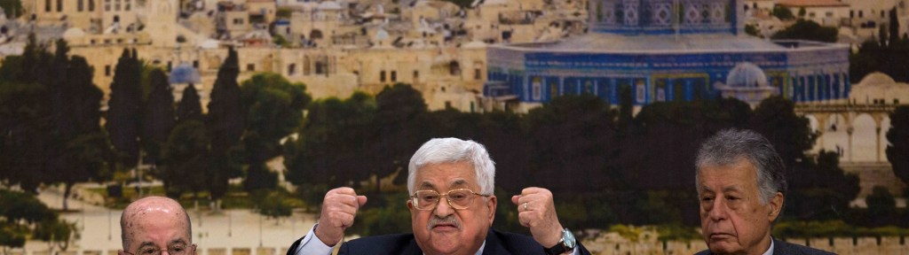 Abbas's Latest Tantrum: Is He Cutting Off His Nose to Spite His Face?