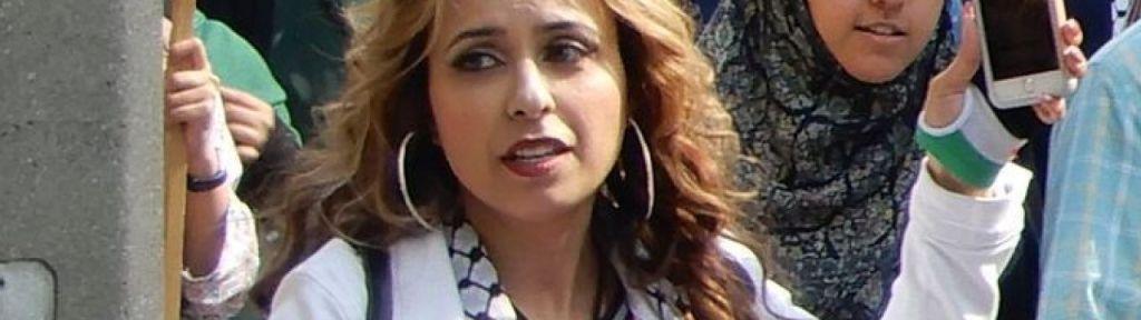 """Aliya Hasan: """"Free Canada from Zionist Control"""""""