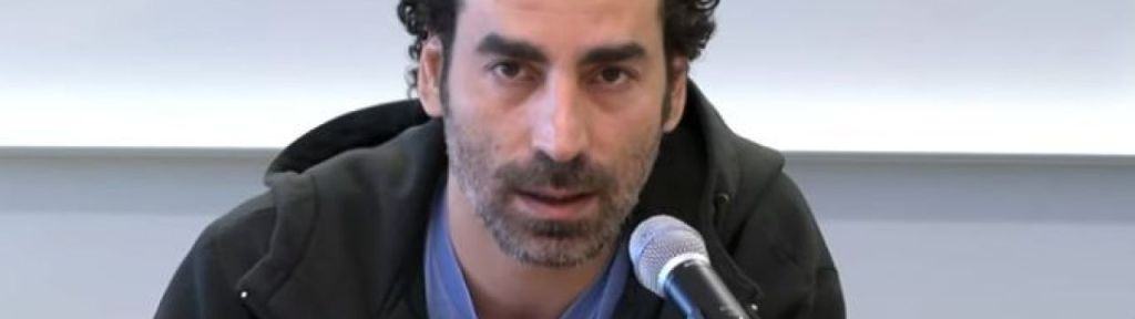 "Laith Marouf: ""Zionism is the only legal form of Nazism"""