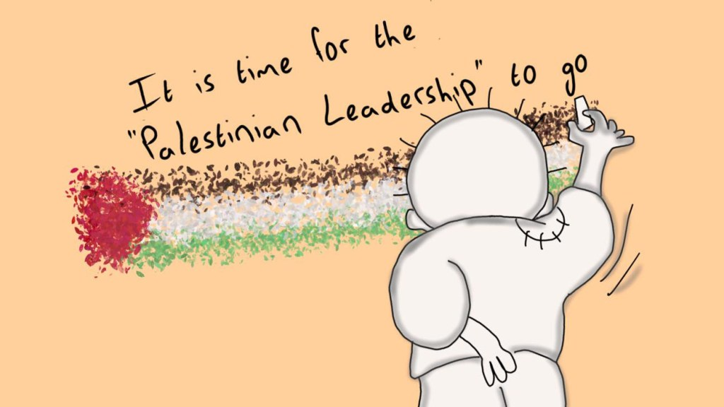 Palestinians in a Quandary How to React to Possible Israeli Territorial Action