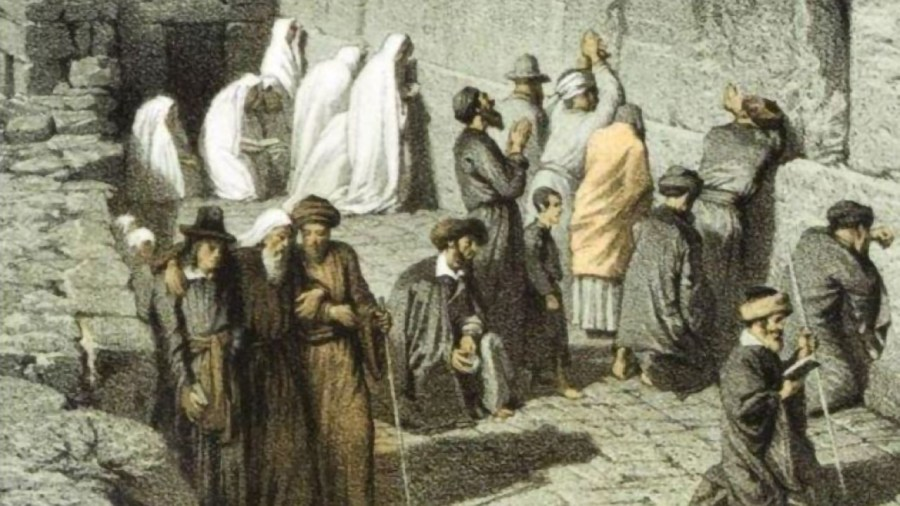 The Western Wall and the Jews: More than a Thousand Years of Prayer