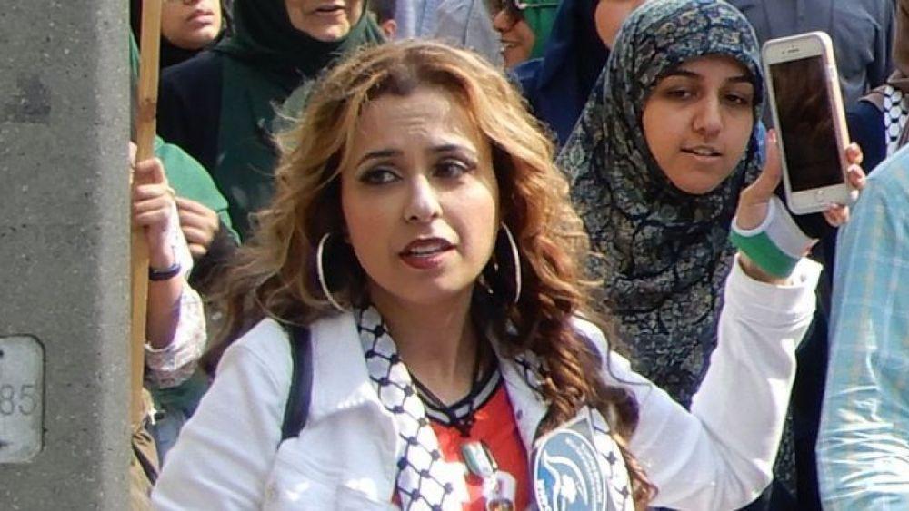 """Aliya Hasan accuses Israel of """"murdering"""" Palestinian described as """"terrorist"""""""