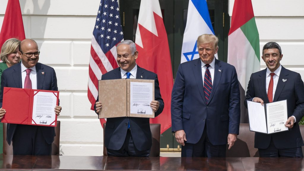 Arab Normalization and Palestinian Radicalization: The Tug of War over the Middle East Peace Process