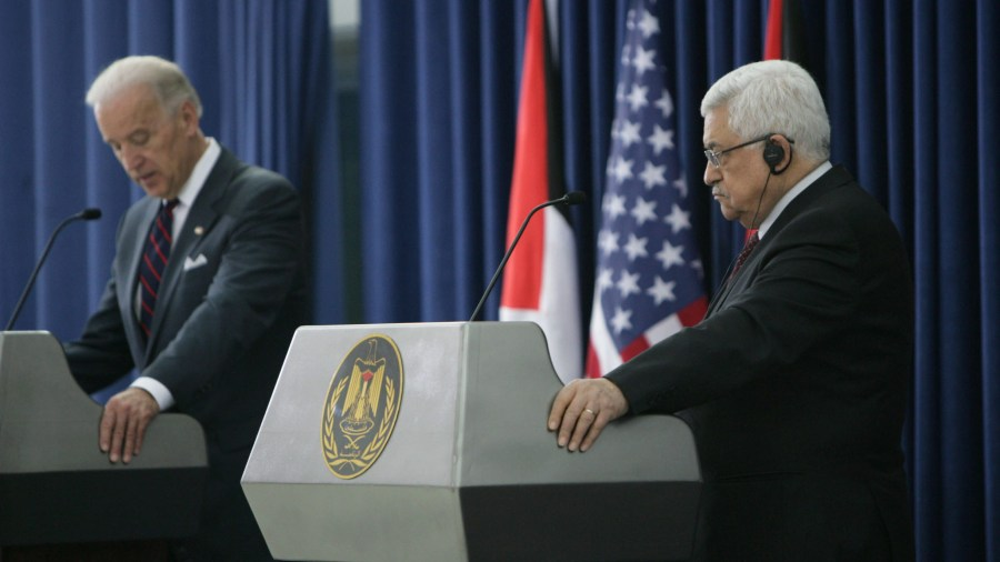 The Palestinians and a Democratic President in the White House