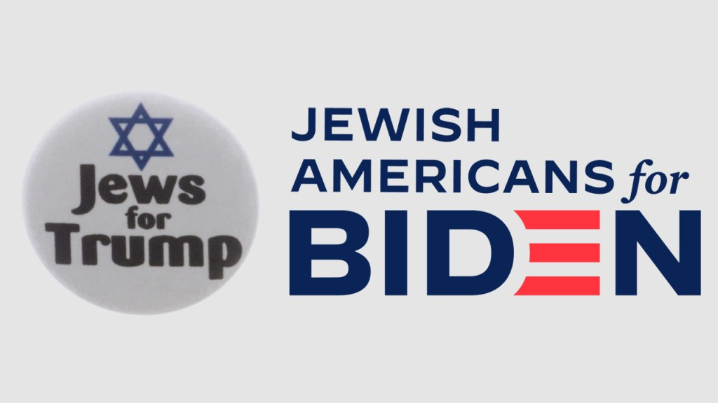 The 2020 Presidential Election: How Jewish-Americans Voted