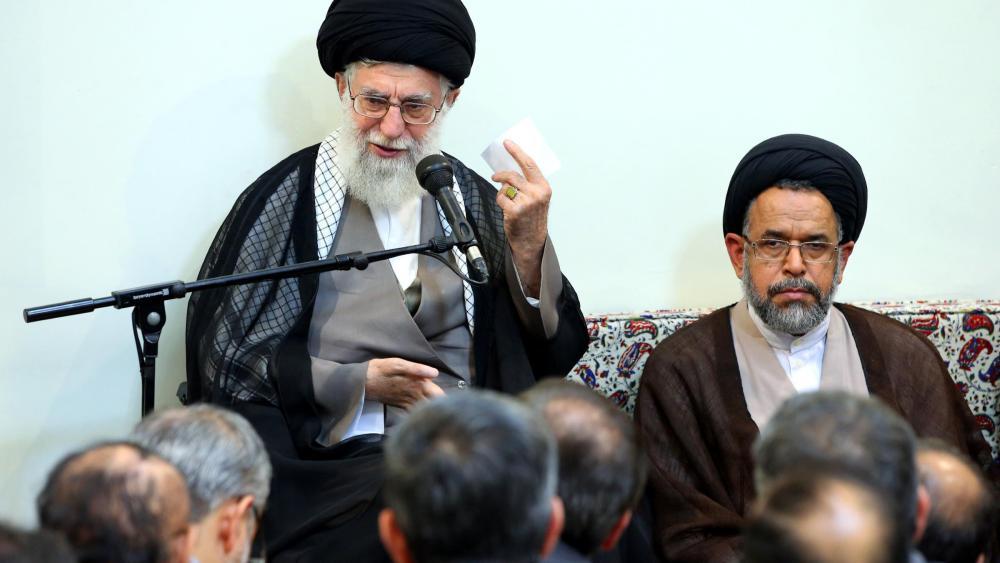 Iran's Intelligence Minister: If Pushed, Iran May Build an Atomic Bomb